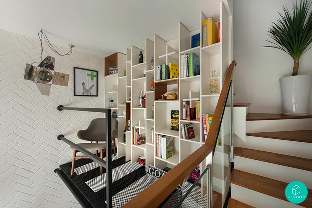 9 Functional Raised Platforms To Elevate Your Home