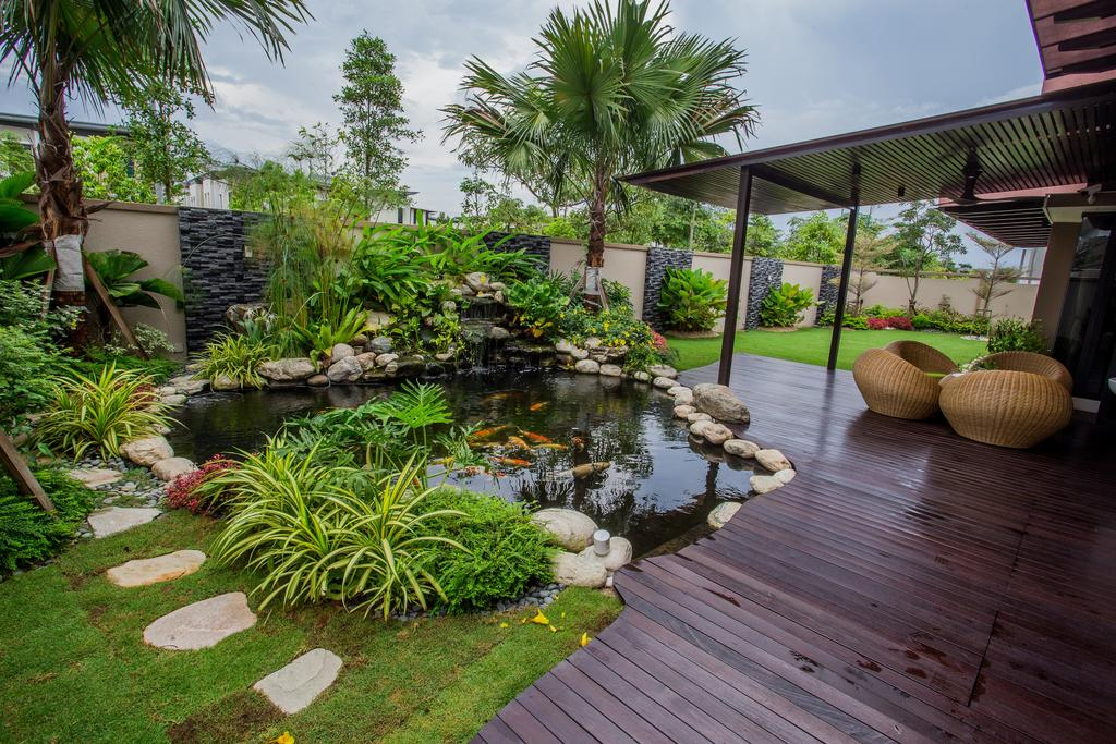 Garden Interior Design Malaysia Interior Design Ideas