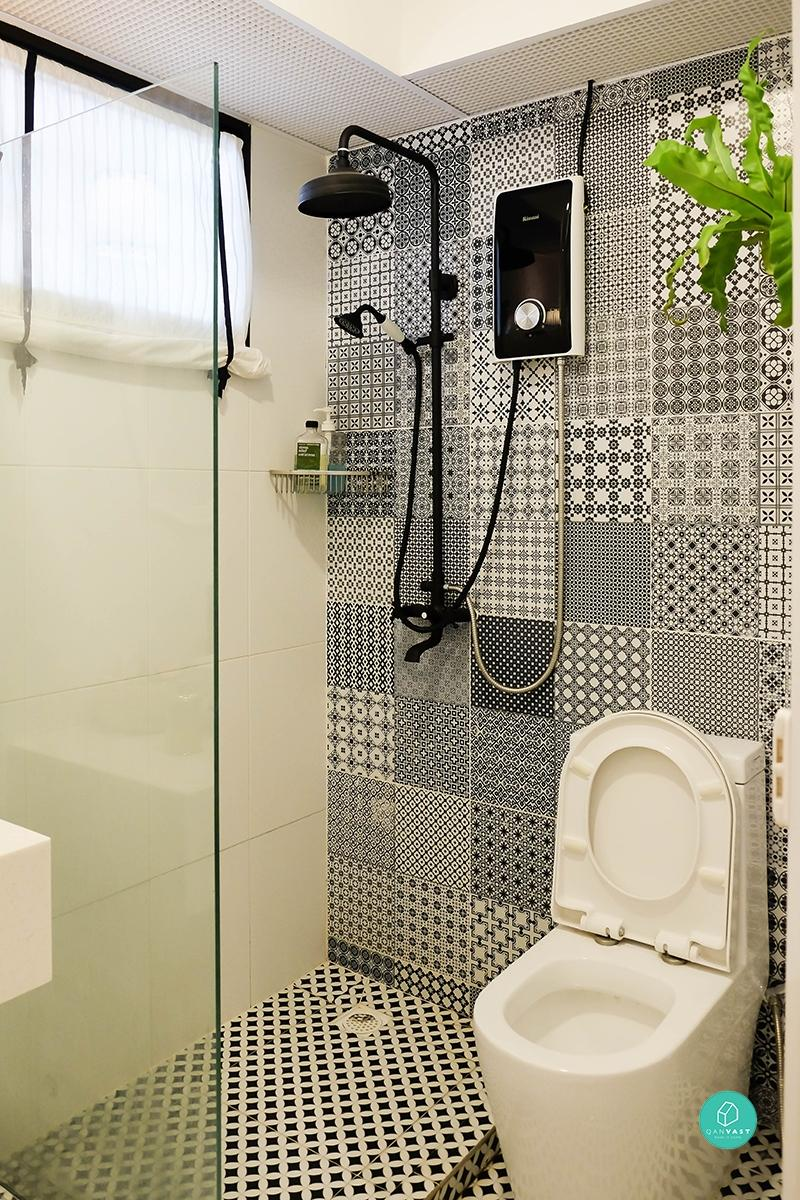 Hdb Home Design: 9 HDB Bathroom Makeovers For Every Budget