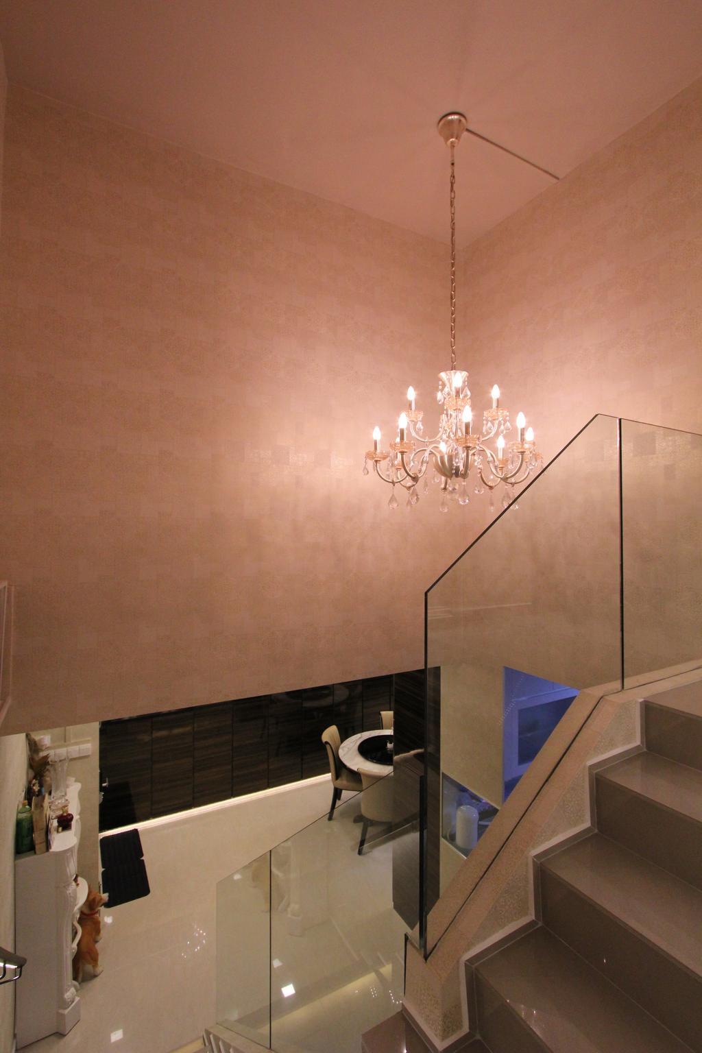 Contemporary, HDB, Living Room, Hougang Street 51, Interior Designer, Beaux Monde
