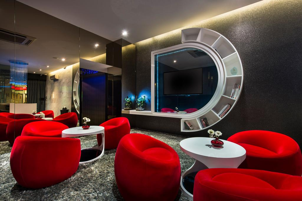 Beaux Monde Show Room (Joo Chiat), Commercial, Interior Designer, Beaux Monde, Modern, Living Room, Chair, Furniture