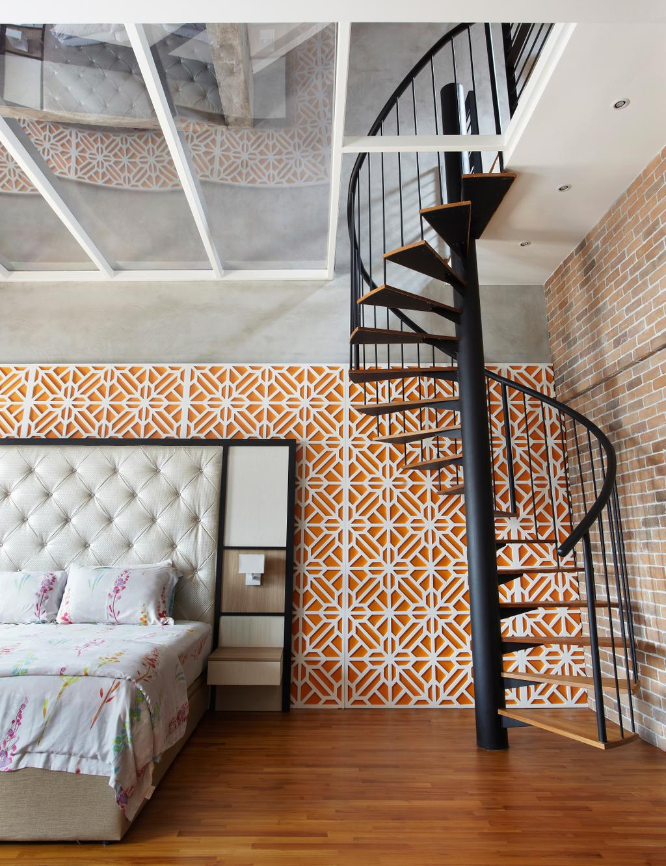 Eclectic, Landed, Bedroom, Aroozoo, Interior Designer, Free Space Intent, Indoors, Interior Design, Chair, Furniture