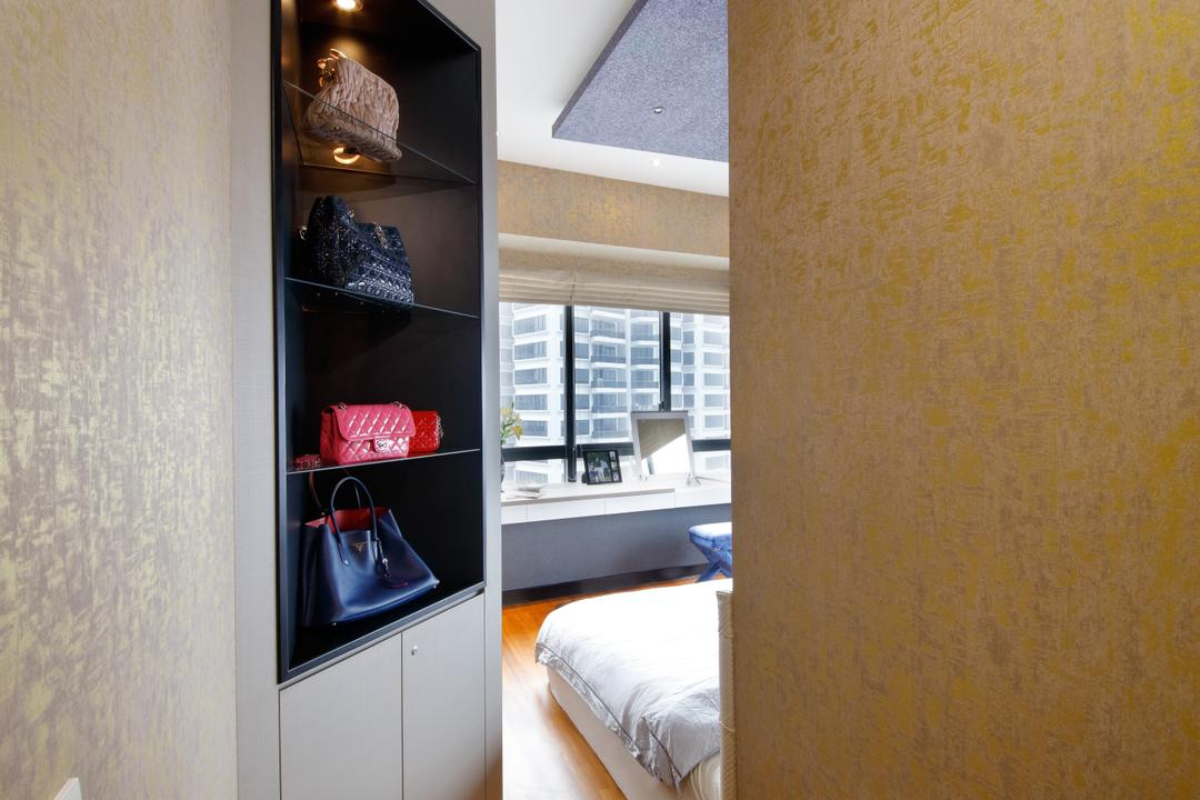 D'Leedon, Free Space Intent, Modern, Eclectic, Contemporary, Bedroom, Condo, Animal, Cockroach, Insect, Invertebrate