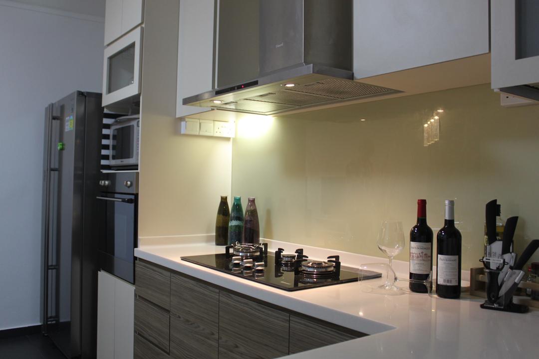 White Kitchen Table Top Interior Design Singapore Interior Design Ideas