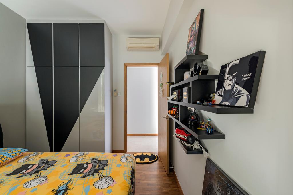 Modern, Condo, Bedroom, Ris Gradeur, Interior Designer, 9 Creation