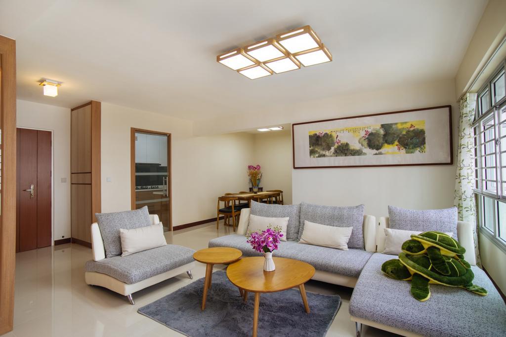 Modern, HDB, Living Room, Rivervale Delta, Interior Designer, Starry Homestead, Indoors, Room