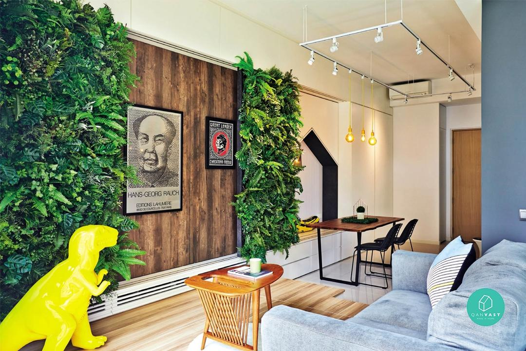 Renew Your Home With Greenery 2