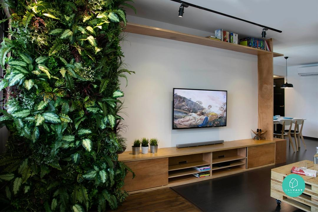 Renew Your Home With Greenery