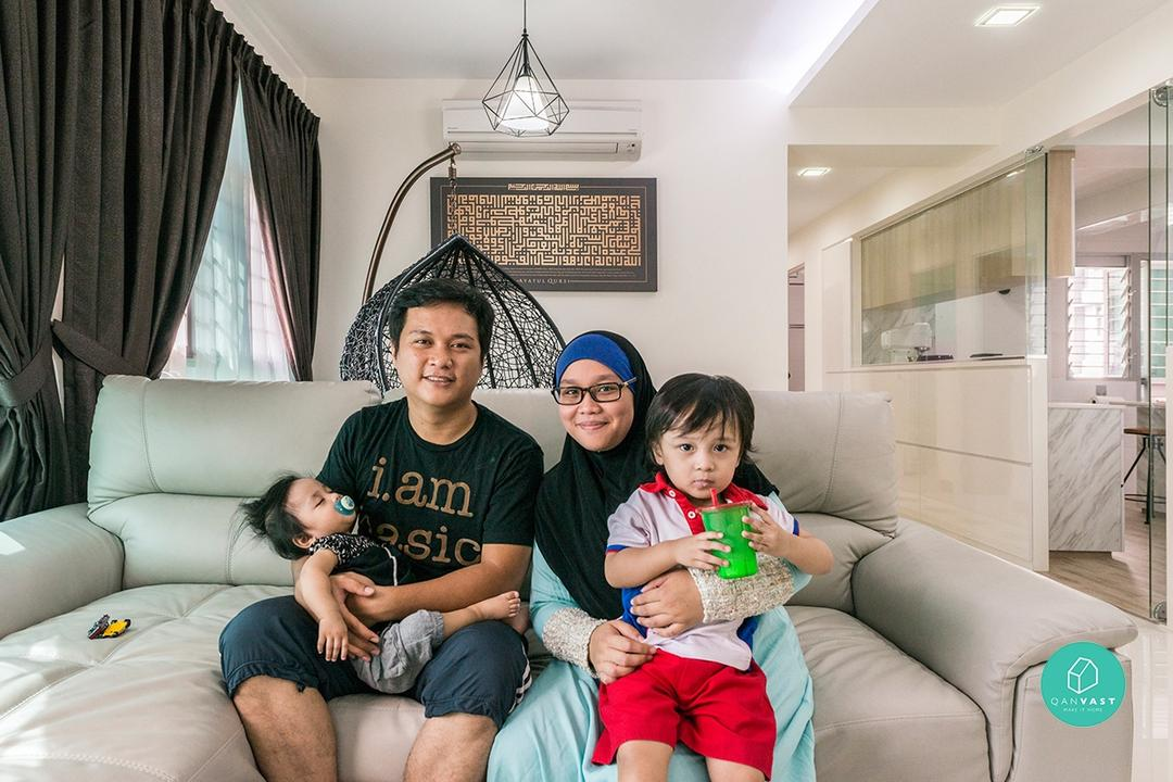 Renovation Journey: Family Warmth