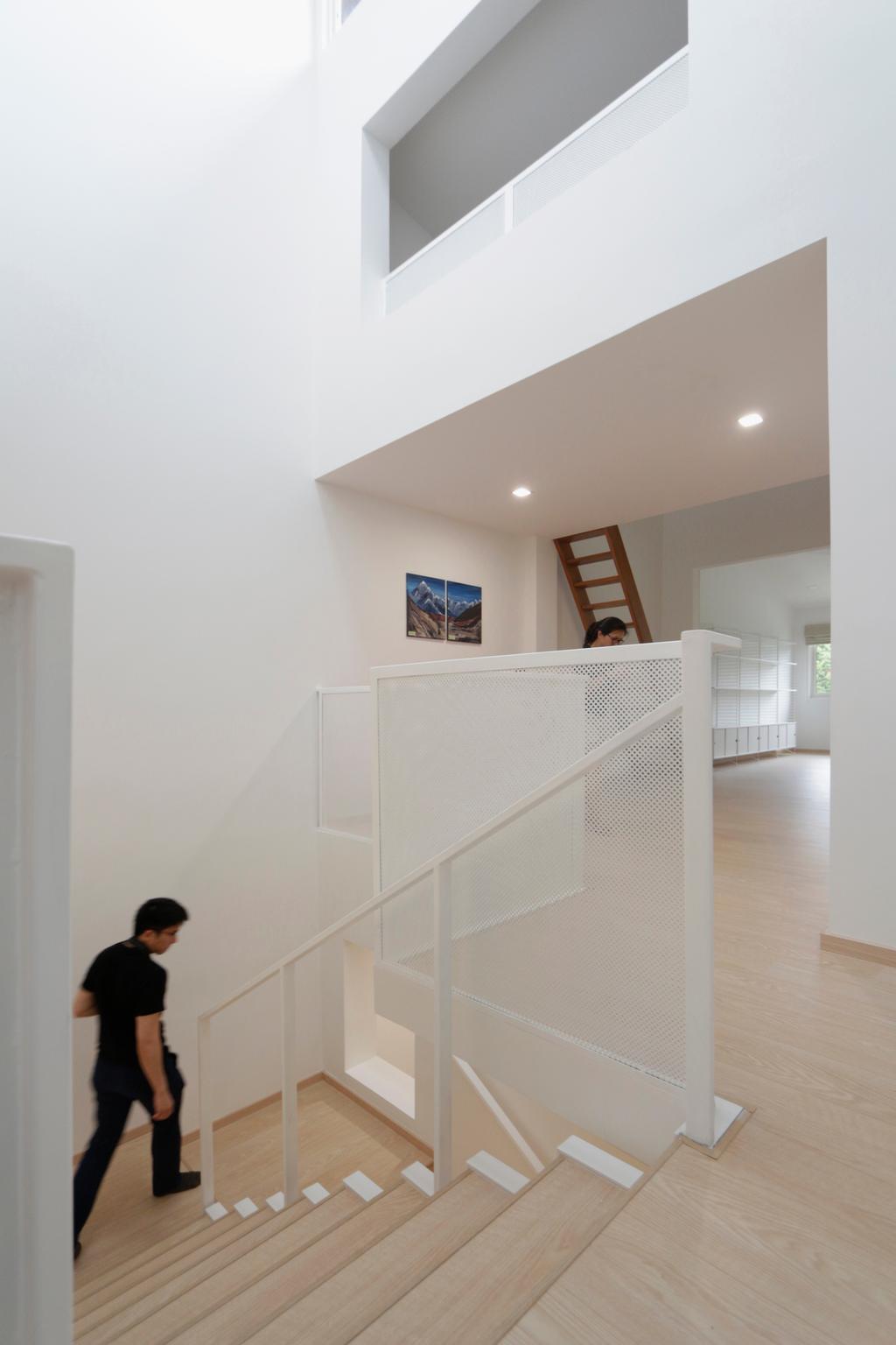Minimalistic, Landed, Lentor Green, Architect, EHKA Studio, Molding