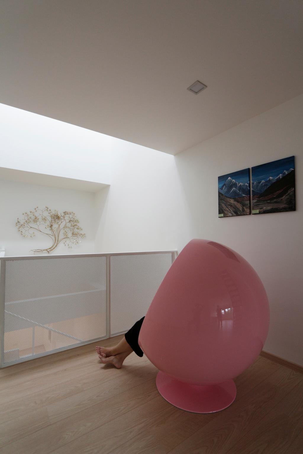 Minimalist, Landed, Lentor Green, Architect, EHKA Studio, Art, Painting