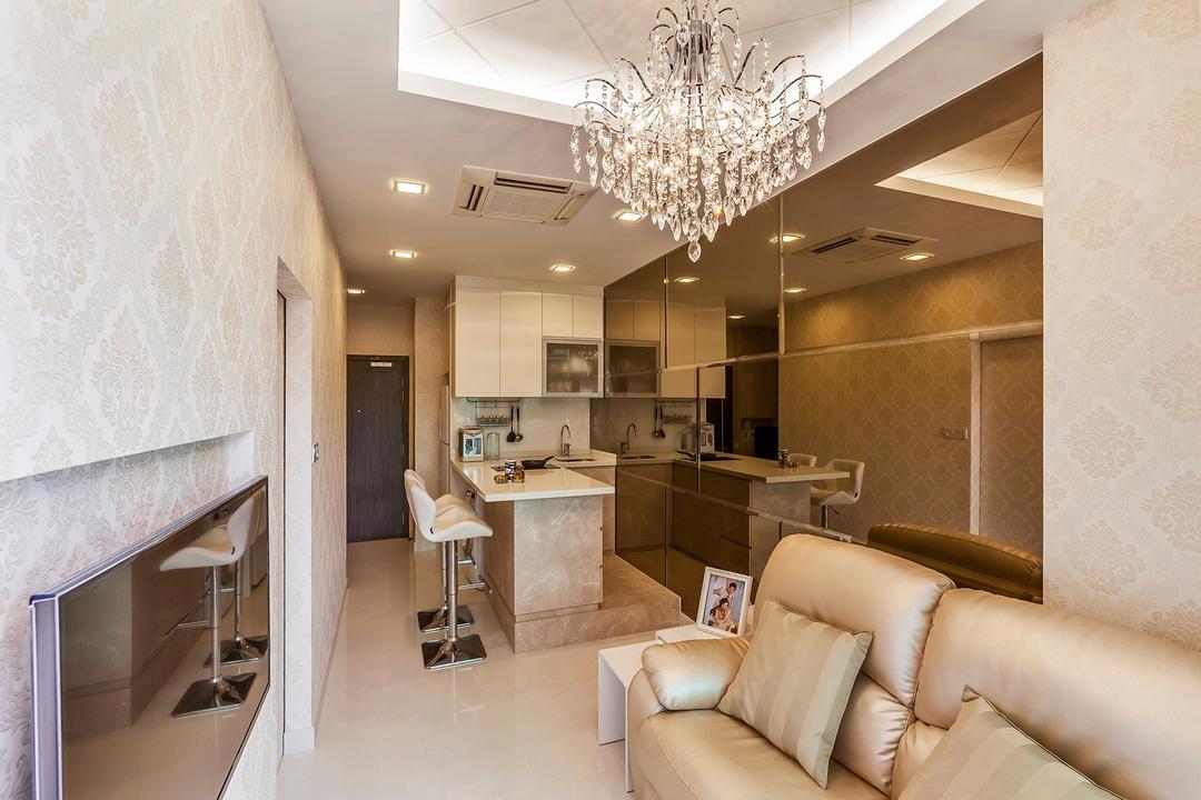 Parc Rosewood Living Room Interior Design 5