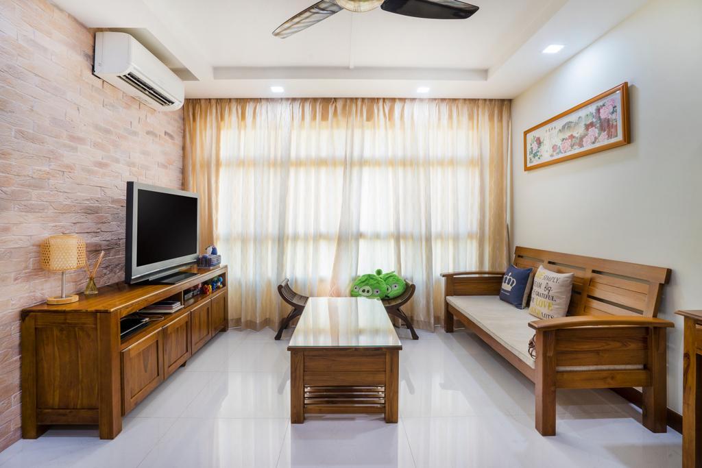 Traditional, HDB, Living Room, Keat Hong (Block 802A), Interior Designer, Cozy Ideas Interior Design, Furniture, Sideboard, Indoors, Interior Design, Room