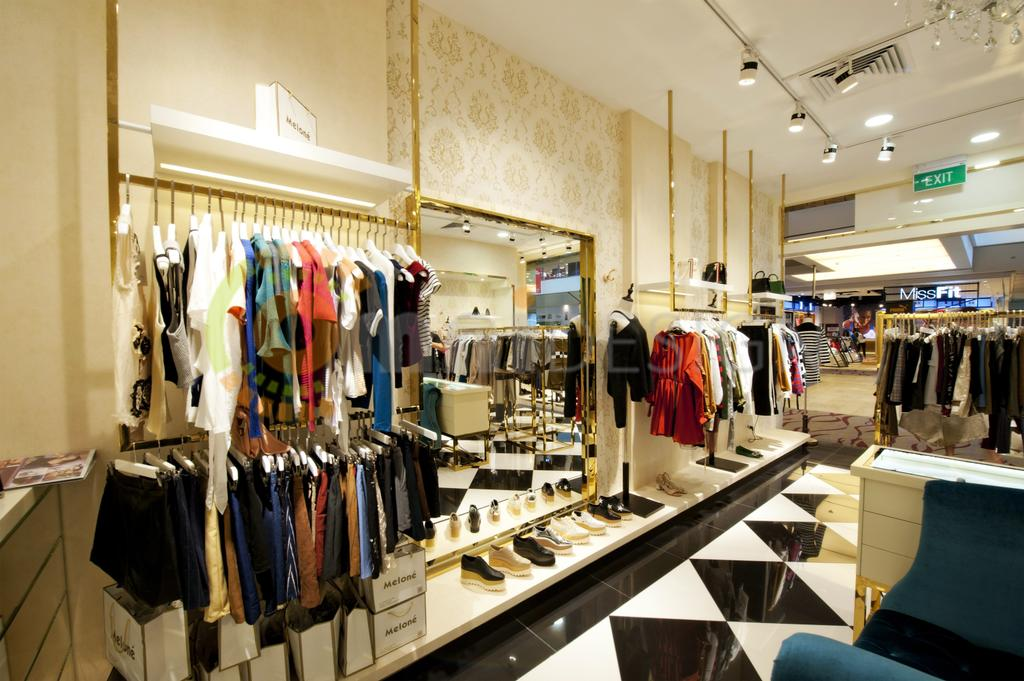 Melone, Commercial, Interior Designer, Omni Design, Contemporary, Vintage, Boutique, Shop