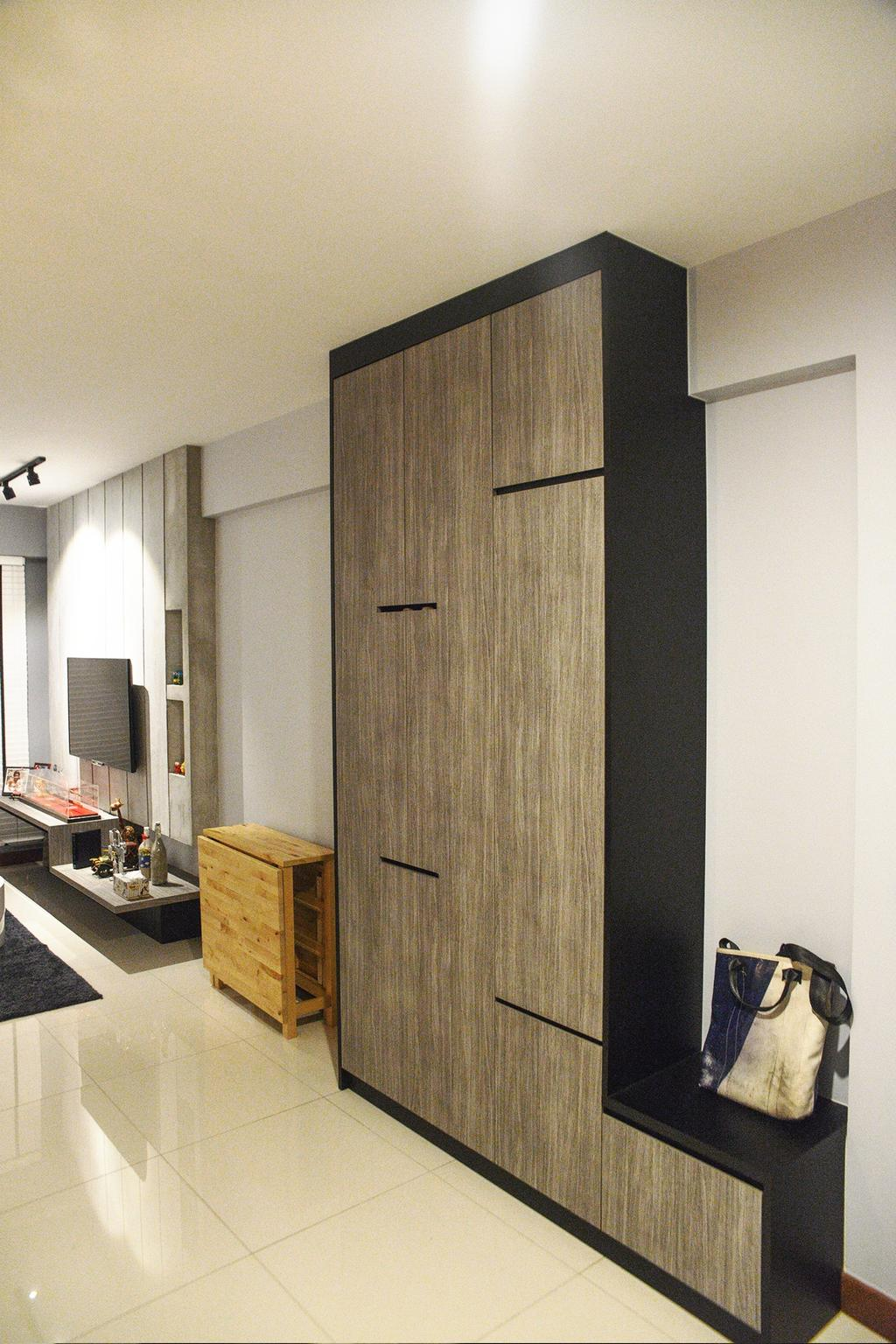 Modern, HDB, Yishun (Block 342B), Interior Designer, NIJ Design Concept, Indoors, Interior Design