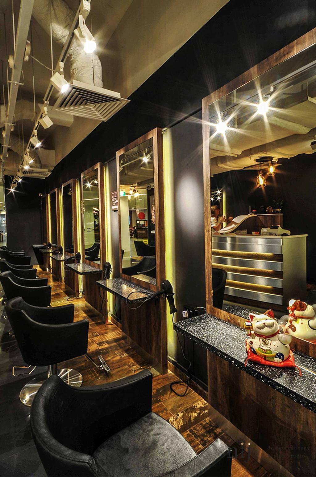 Sun Plaza Alan & Guys, Commercial, Interior Designer, NIJ Design Concept, Modern, Diner, Food, Meal, Restaurant, Cake, Dessert, Torte, Chair, Furniture