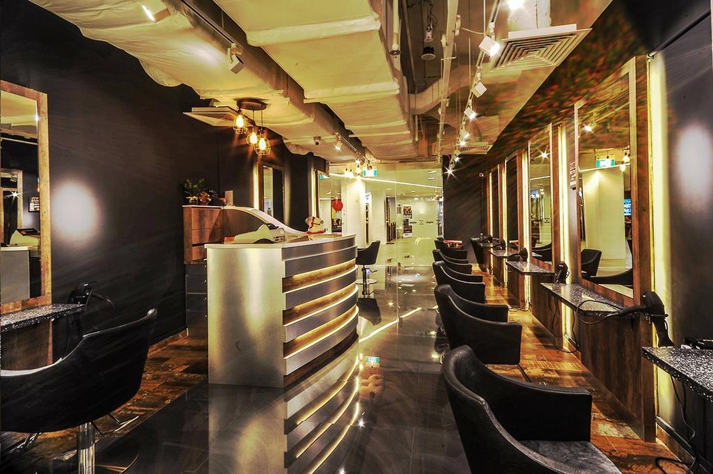Sun Plaza Alan & Guys, Commercial, Interior Designer, NIJ Design Concept, Modern, Diner, Food, Meal, Restaurant, Indoors, Interior Design, Room, Brewery, Building, Factory