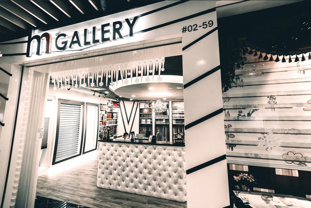 HM Gallery IMM, Commercial, Interior Designer, NIJ Design Concept, Modern, Indoors, Interior Design