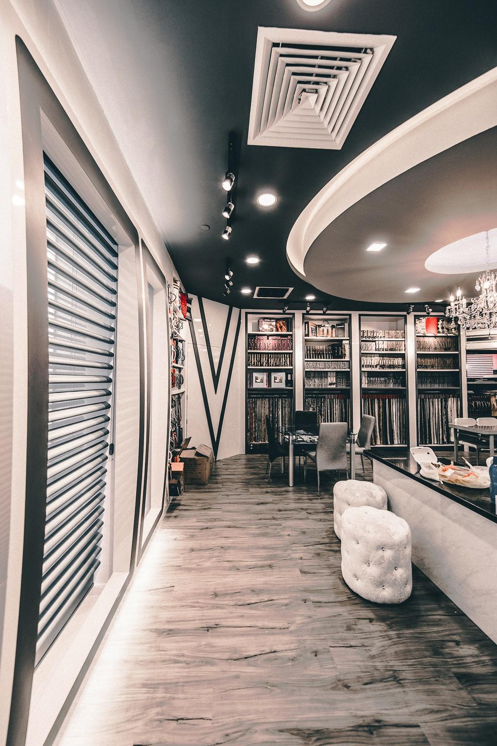 HM Gallery IMM, Commercial, Interior Designer, NIJ Design Concept, Modern, Chair, Furniture