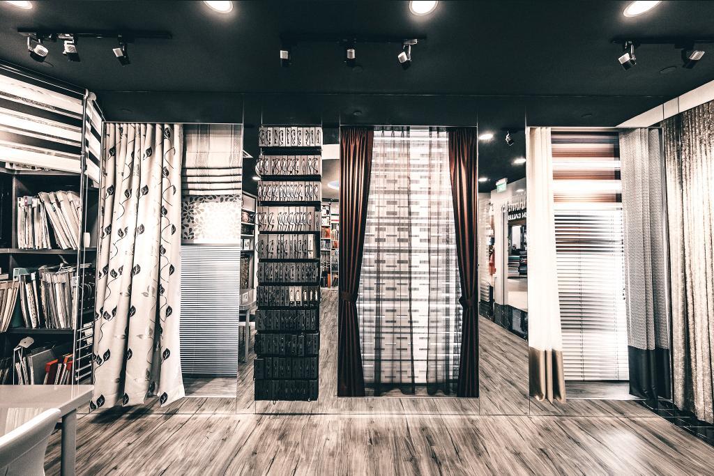 HM Gallery IMM, Commercial, Interior Designer, NIJ Design Concept, Modern
