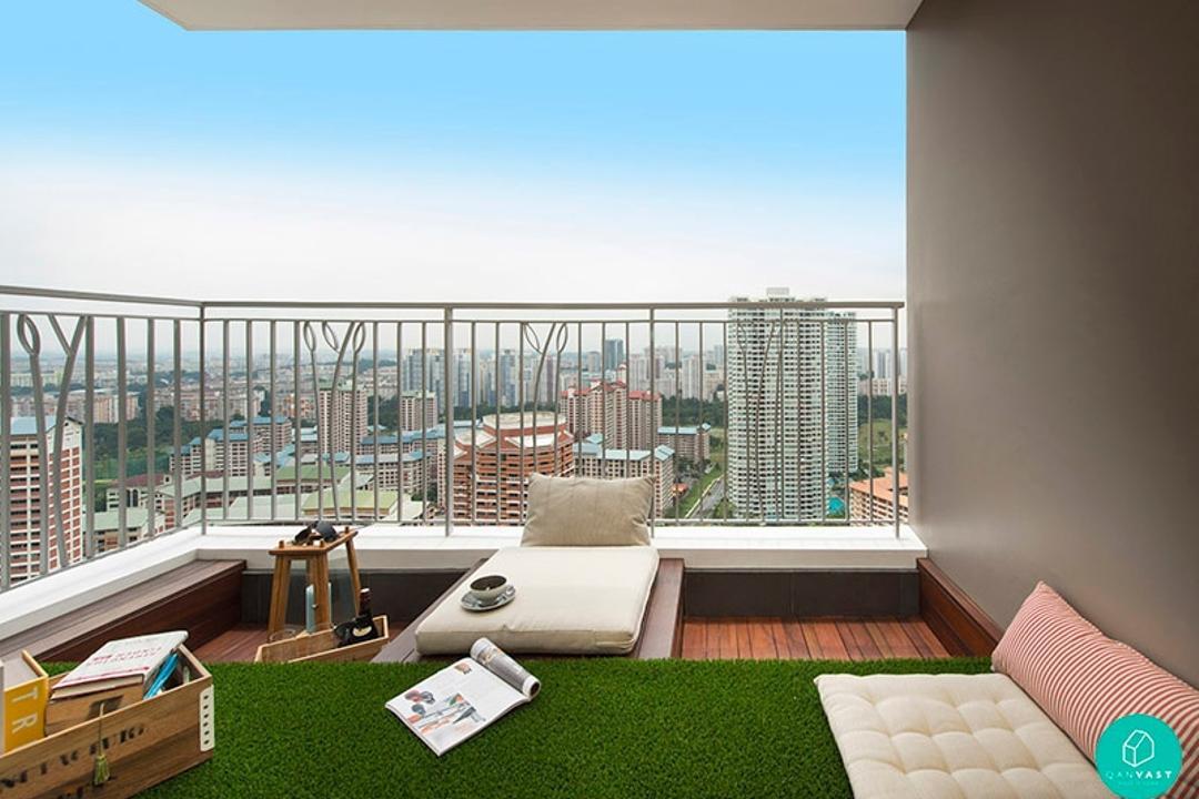 5 Ideas To Invigorate Your HDB/Condo Balcony 5