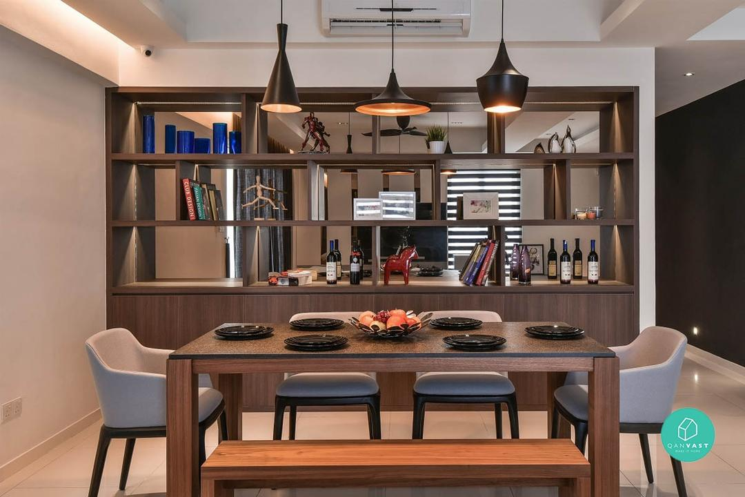 Divine Dining Room Designs That Make The Most Sense For Condos 10