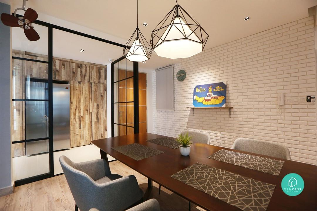 Divine Dining Room Designs That Make The Most Sense For Condos
