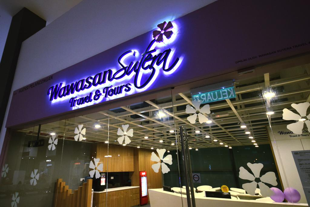 Wawasan Sutera @ KLIA2, Commercial, Interior Designer, The Grid Studio, Modern, Lighting