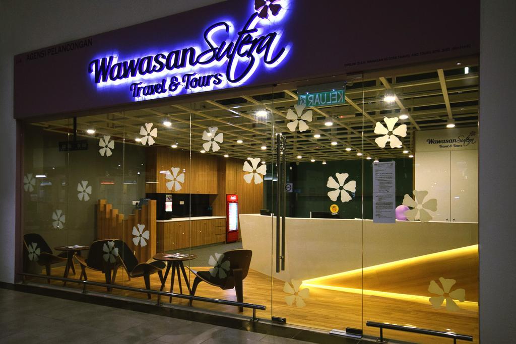 Wawasan Sutera @ KLIA2, Commercial, Interior Designer, The Grid Studio, Modern, Flora, Jar, Plant, Potted Plant, Pottery, Vase