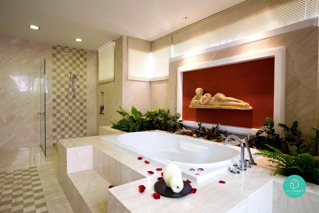 5 Reasons to Own a Bathtub at Home