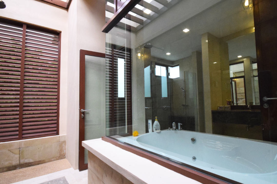 Semi D @ Kiara View, The Grid Studio, Modern, Contemporary, Landed, Jacuzzi, Tub, Sink