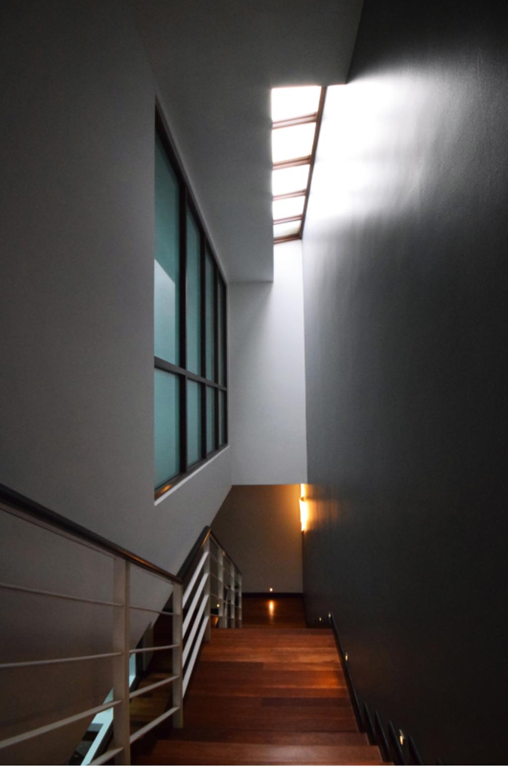Modern, Landed, Semi D @ Kiara View, Interior Designer, The Grid Studio, Contemporary