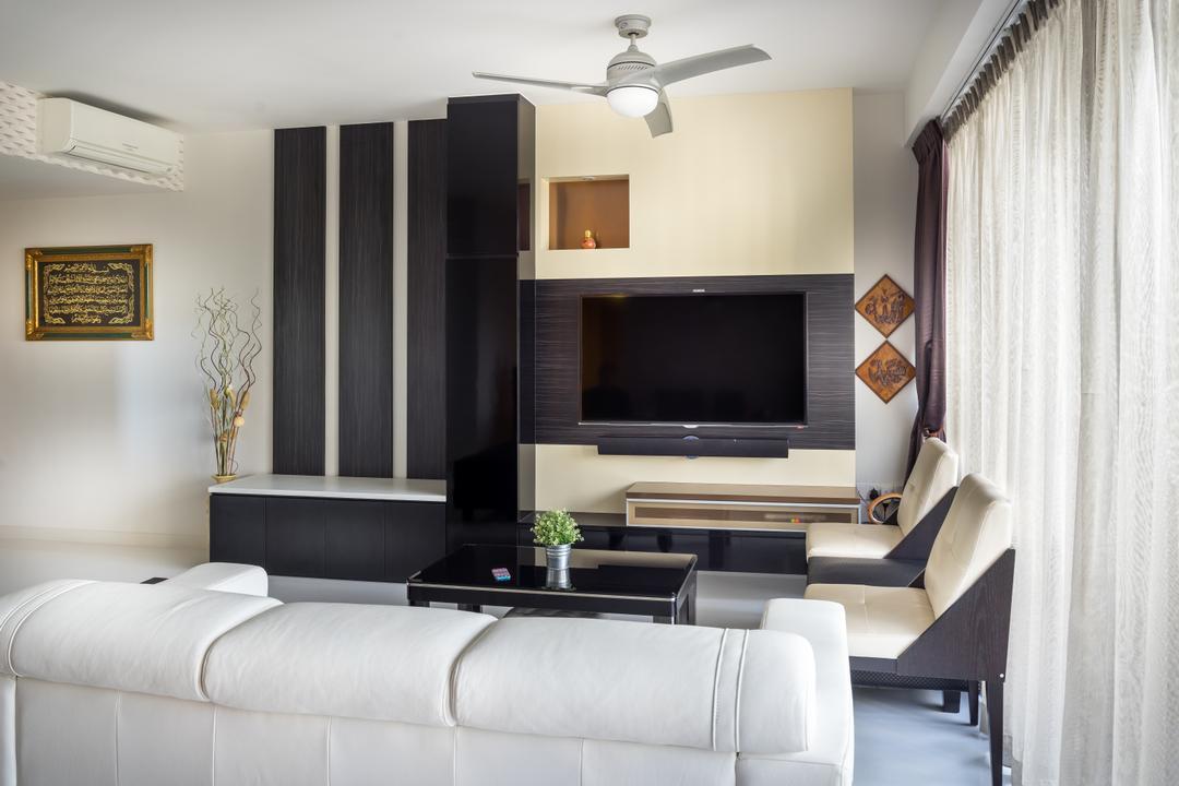 Wall Mount Tv Console | Interior Design Singapore | Interior Design