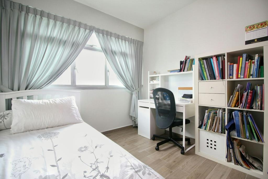 Modern, HDB, Fernvale Lea (Block 468), Interior Designer, Unity ID
