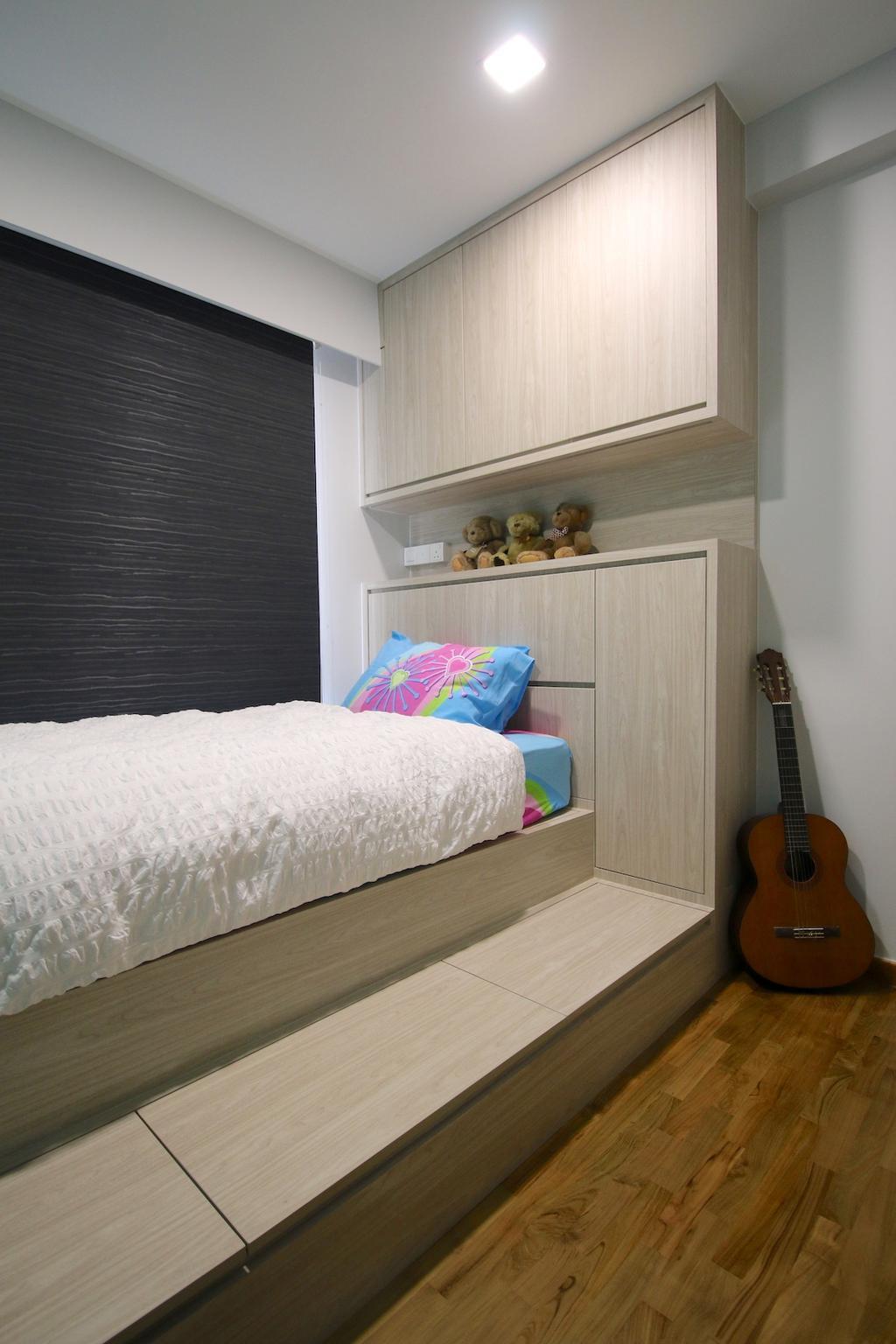 Minimalistic, Condo, Bedroom, Flo Residences, Interior Designer, Unity ID