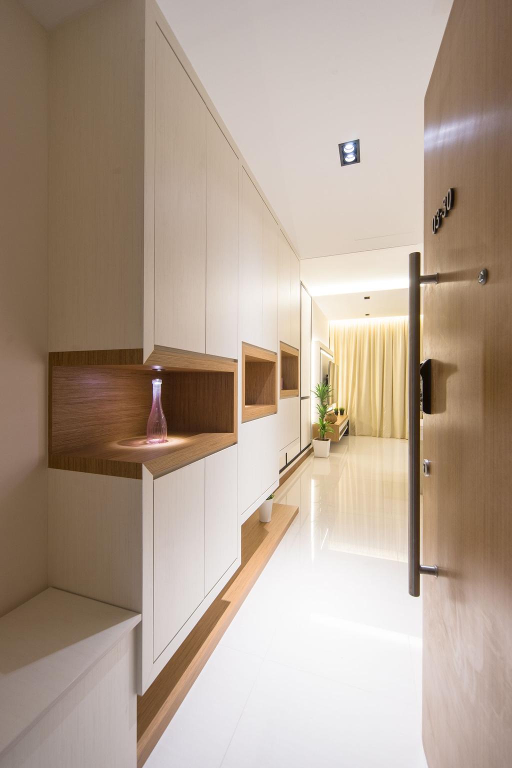 Modern, Condo, Kitchen, Seastrand, Interior Designer, Unity ID