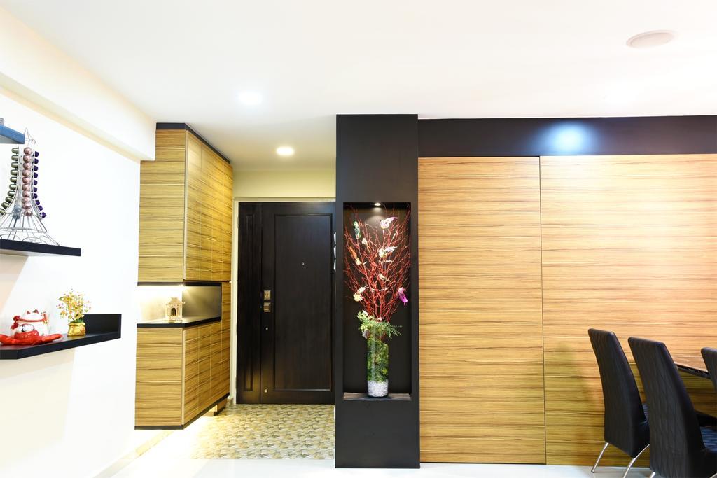 Traditional, HDB, Dining Room, Jurong, Interior Designer, DS 2000 Interior & Design, Indoors, Interior Design