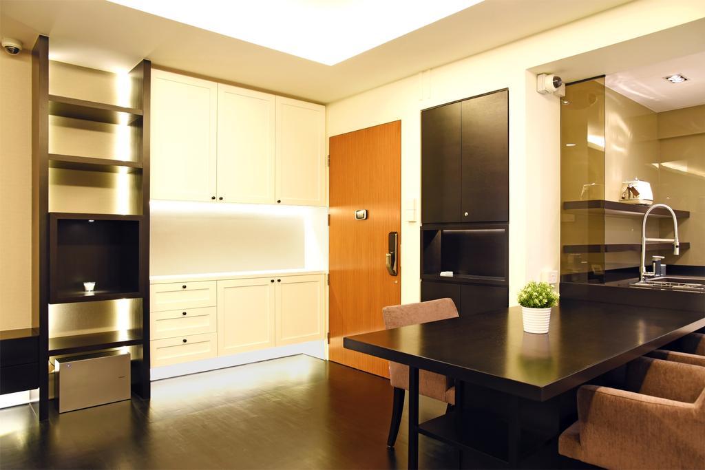 Modern, HDB, Dining Room, Punggol Waterway Terrace, Interior Designer, DS 2000 Interior & Design, Dining Table, Furniture, Table, Indoors, Interior Design