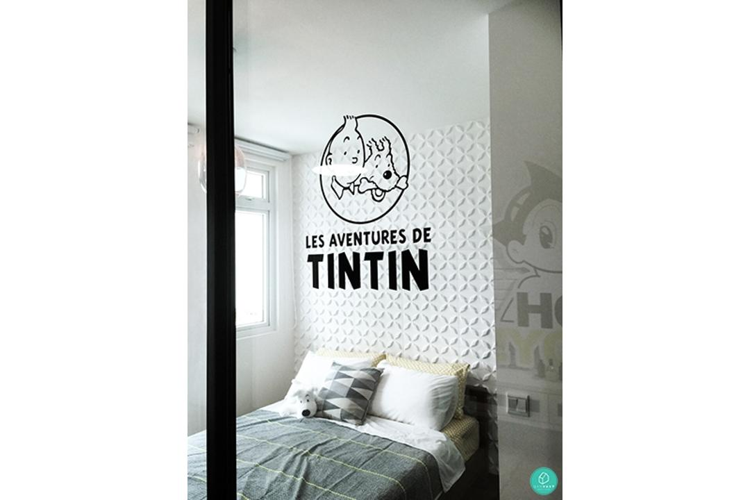 olf-Woof-Astro-Boy-Tintin-Bedroom