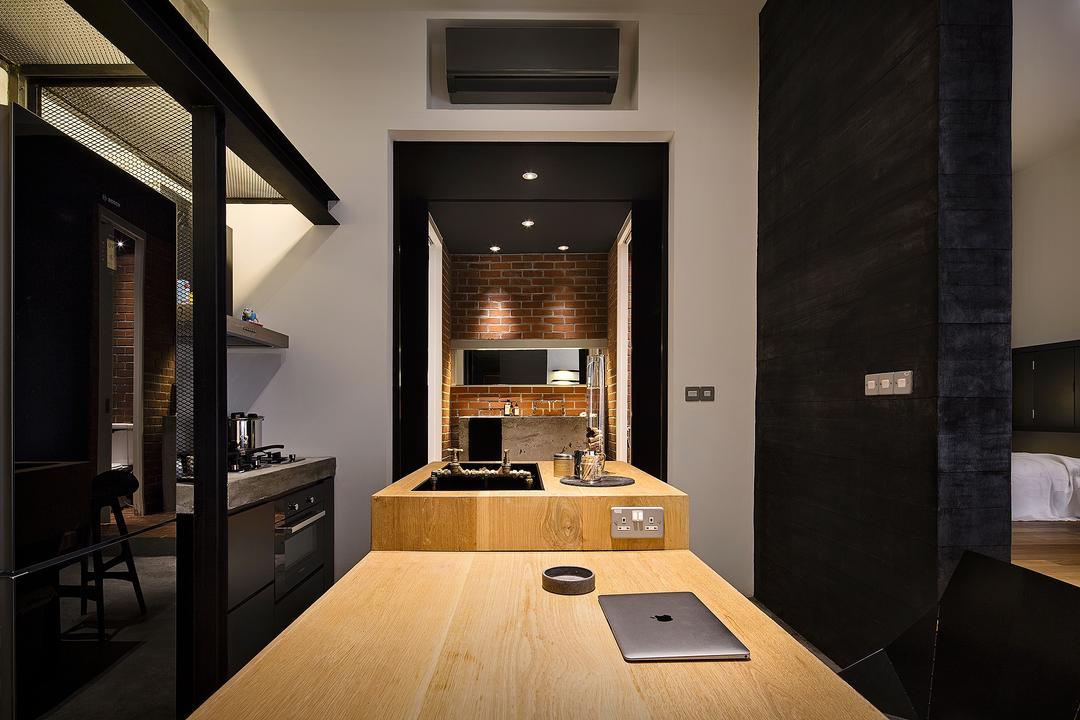 The Overlap Apartment Interior Design Amp Renovation