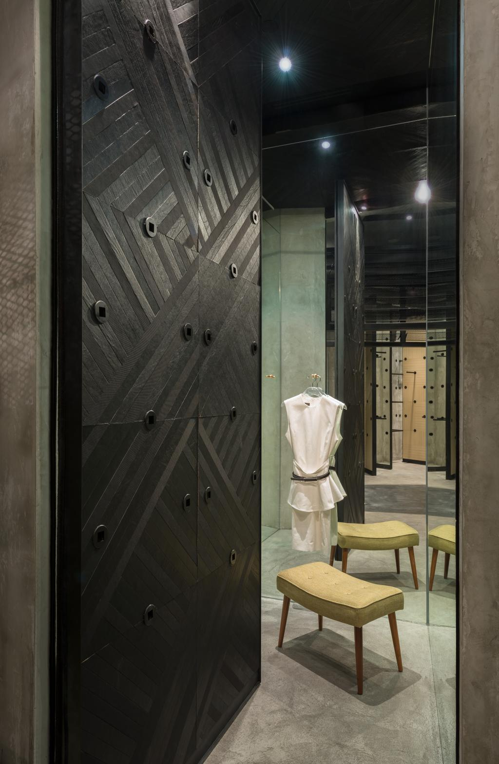 Crocodile Concept Boutique, Commercial, Architect, UPSTAIRS_, Industrial