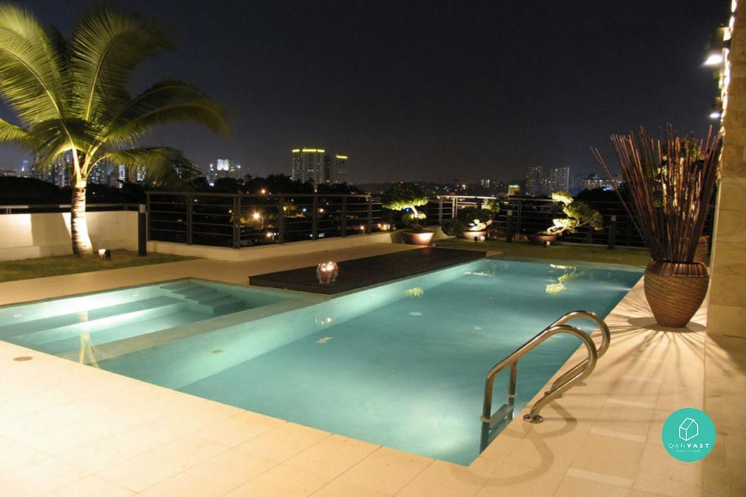 Dive Into These Supremely Luxurious Home Swimming Pools