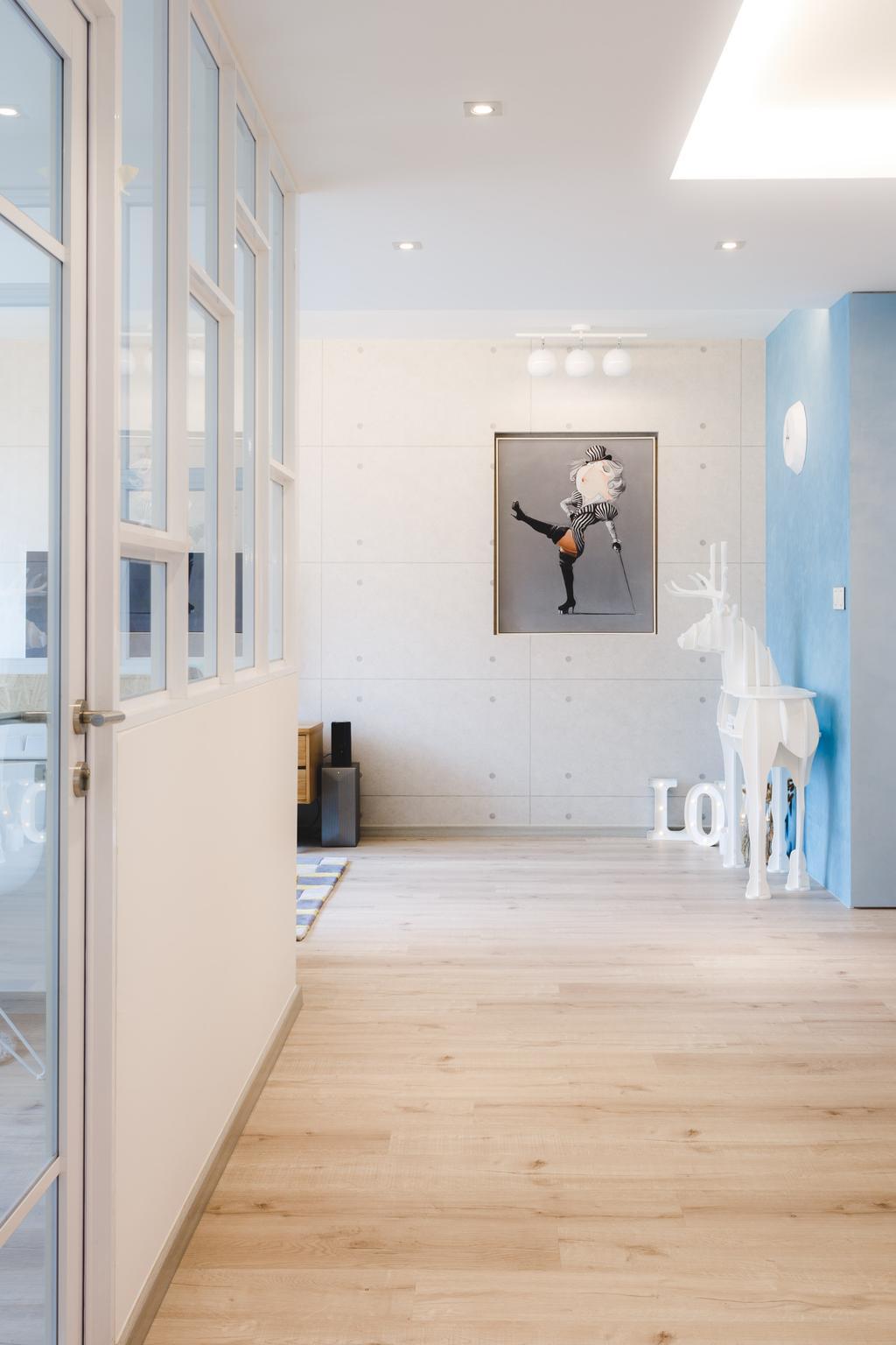 Minimalistic, HDB, 9 Joo Seng Road, Interior Designer, Mr Shopper Studio, Scandinavian