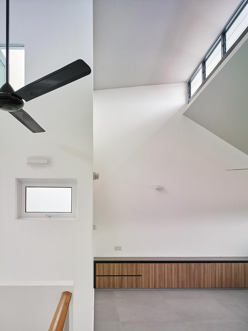 Modern, Landed, House at TS, Architect, OWMF Architecture, Architecture, Building, Skylight, Window