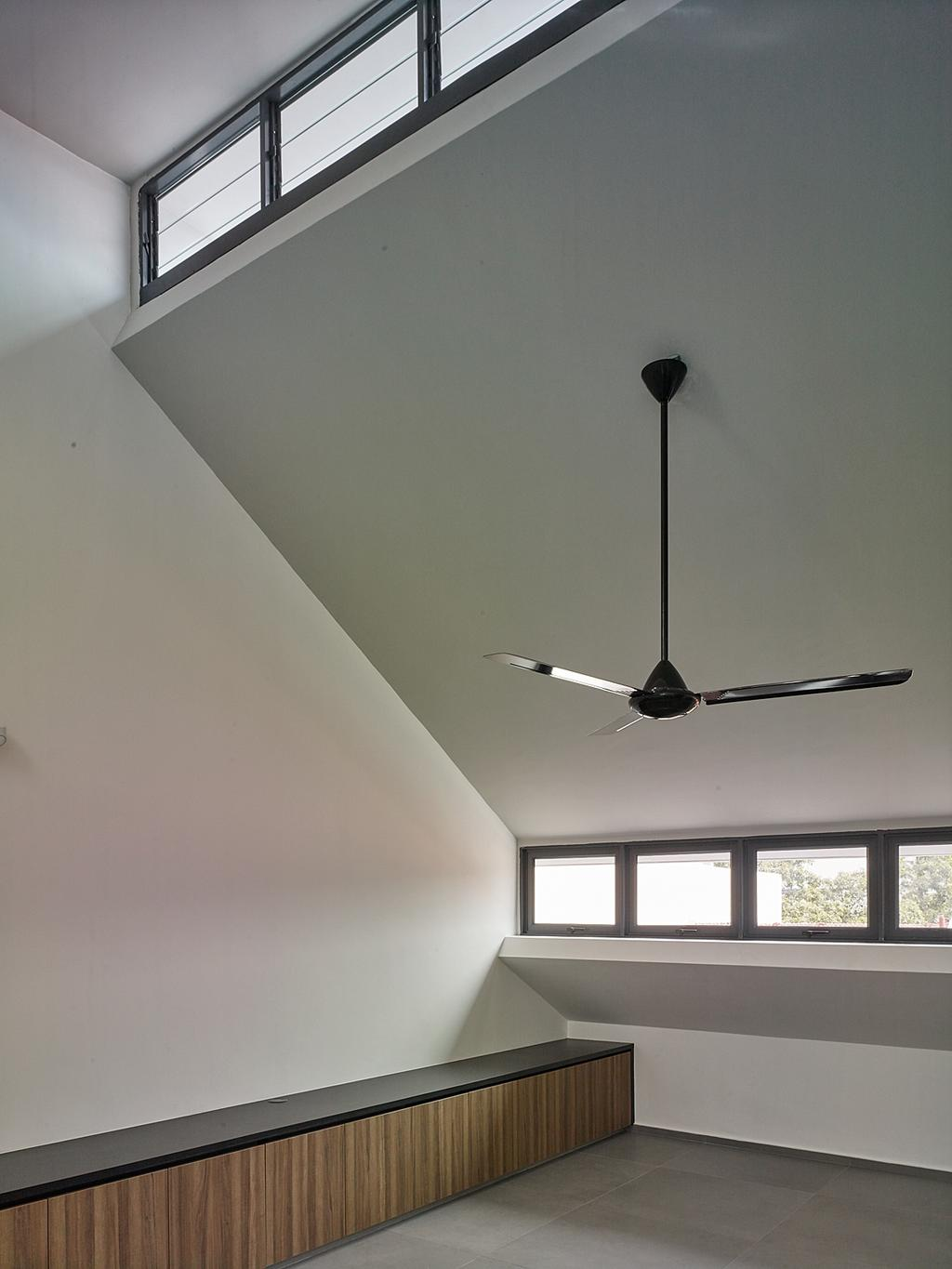 Modern, Landed, House at TS, Architect, OWMF Architecture, Window