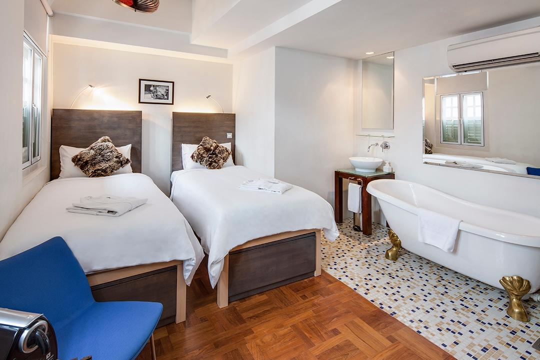 How To Get A Boutique Hotel Look At Home