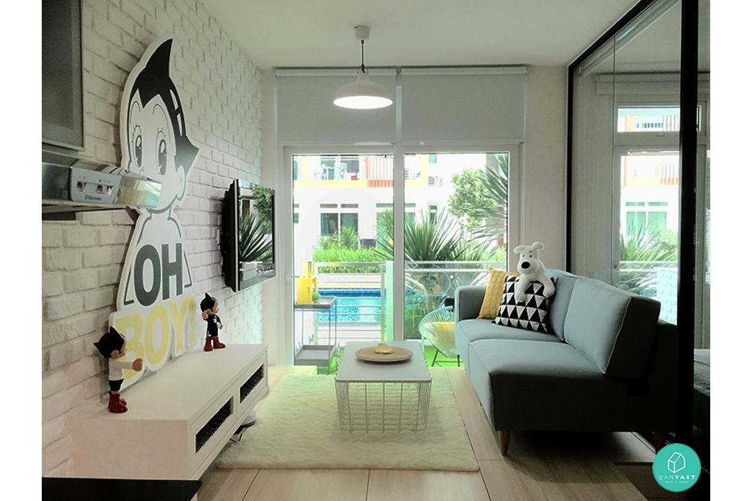 Wolf-Woof-Astroboy-Comic-Living-Room-Balcony