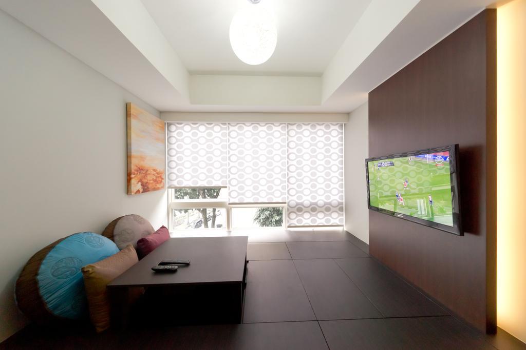 Minimalistic, Condo, Living Room, Scotts Highpark, Interior Designer, D Initial Concept