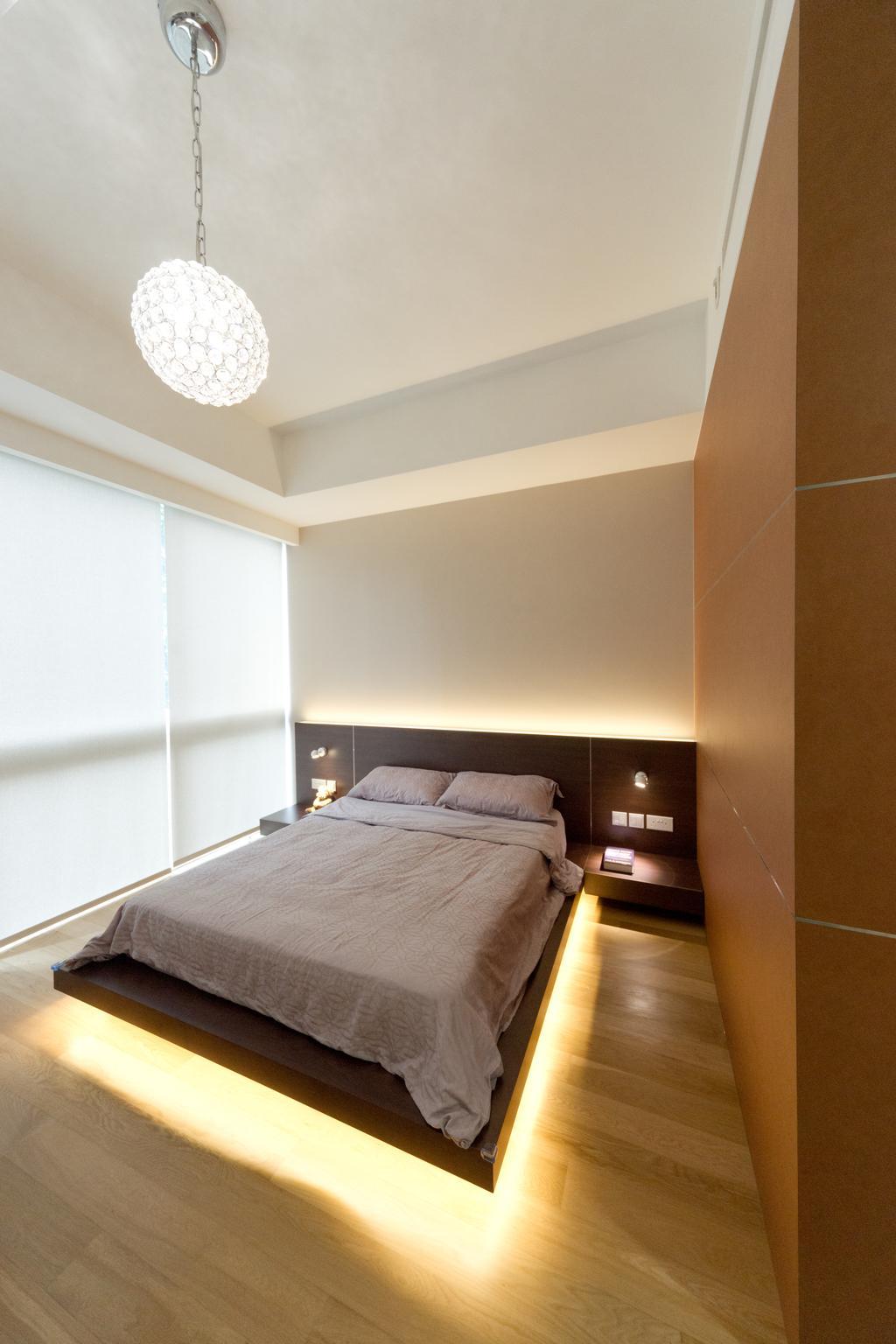 Minimalist, Condo, Bedroom, Scotts Highpark, Interior Designer, D Initial Concept, Indoors, Interior Design, Room
