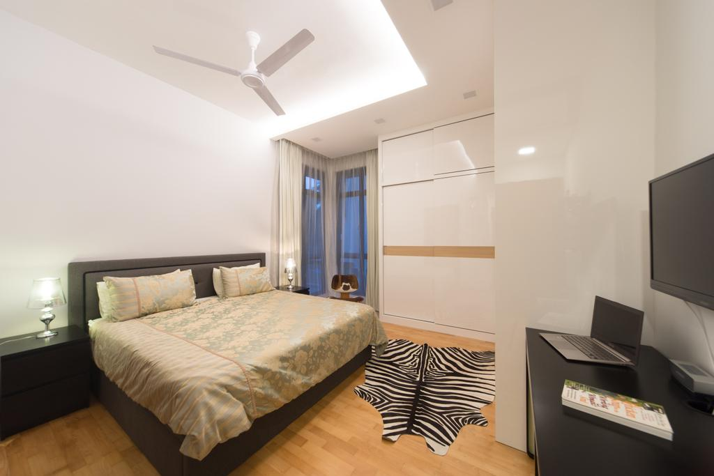 Modern, Condo, Bedroom, The Sterling, Interior Designer, D Initial Concept, Indoors, Interior Design, Room